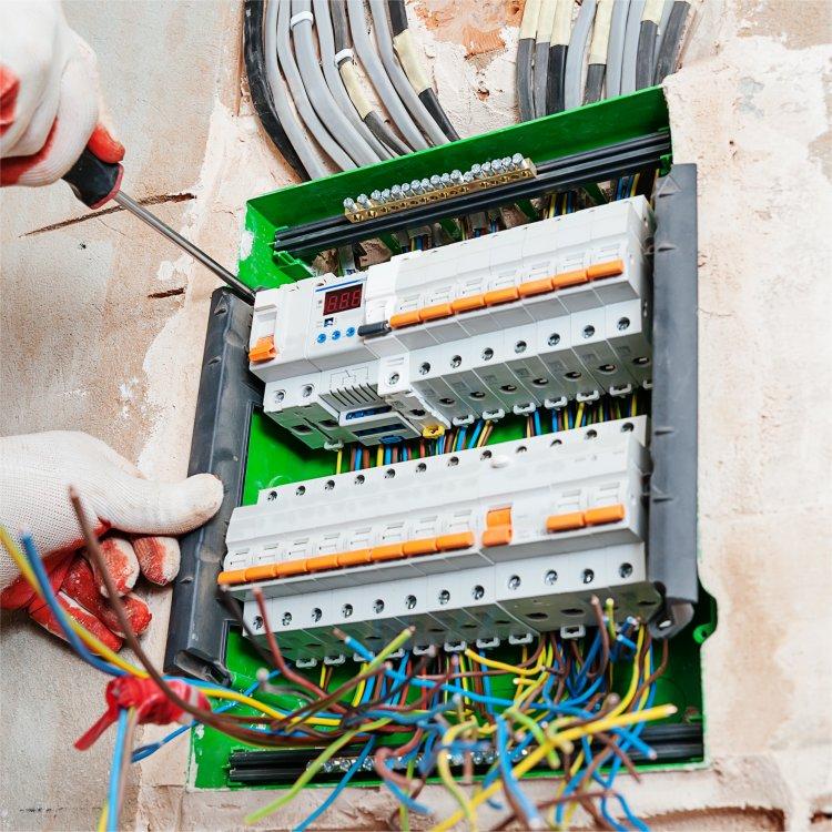 modernizacje instalacji elektrycznych łódż zgierz